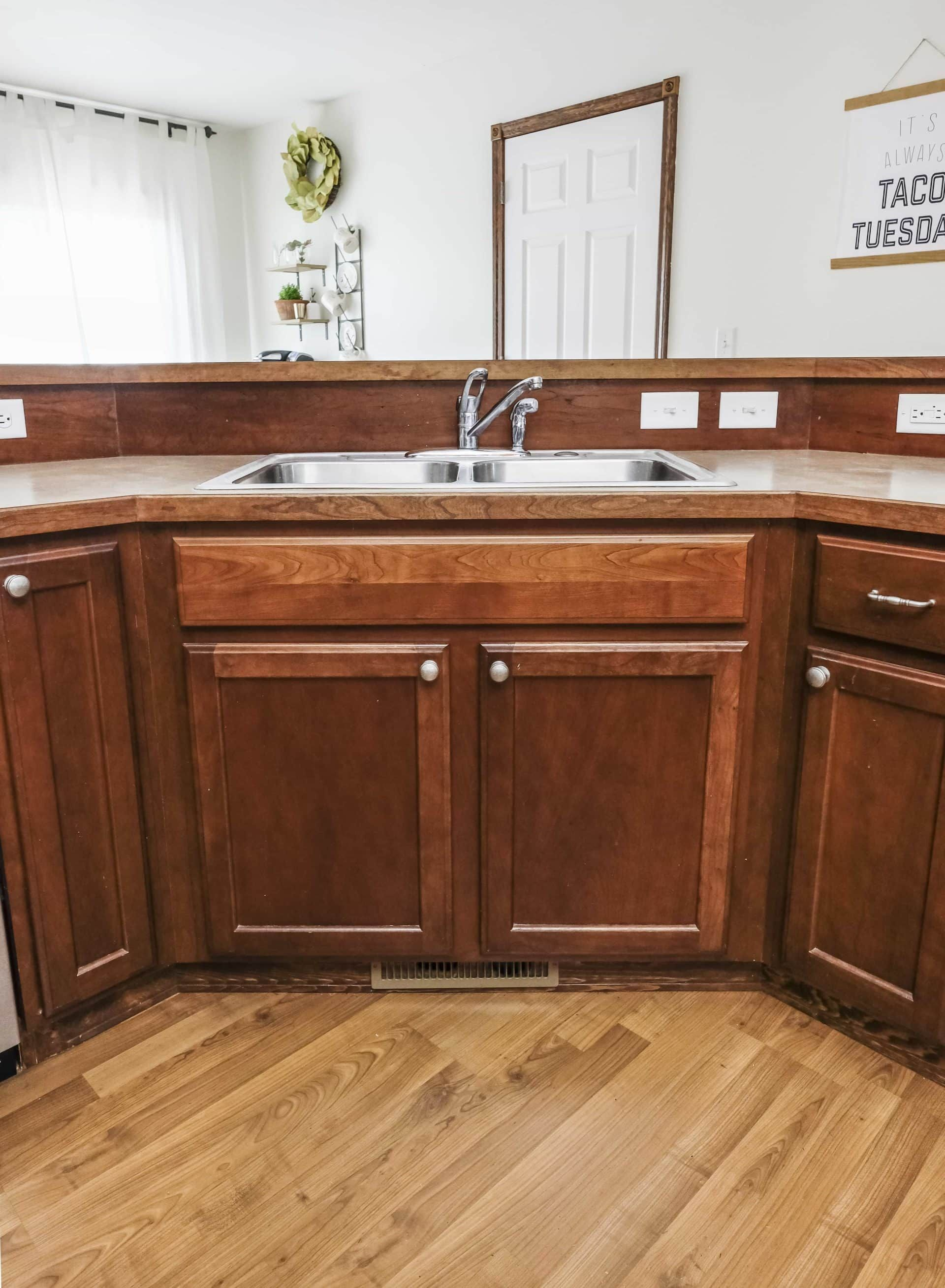Diy farmhouse sink installation in 2020 with images