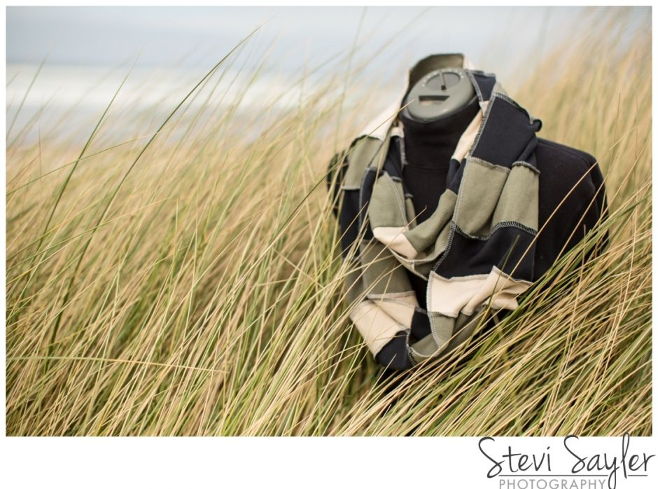 Stevi Sayler Photography - Commercial Photography - Reedsport Oregon Sayler Made Sweaters