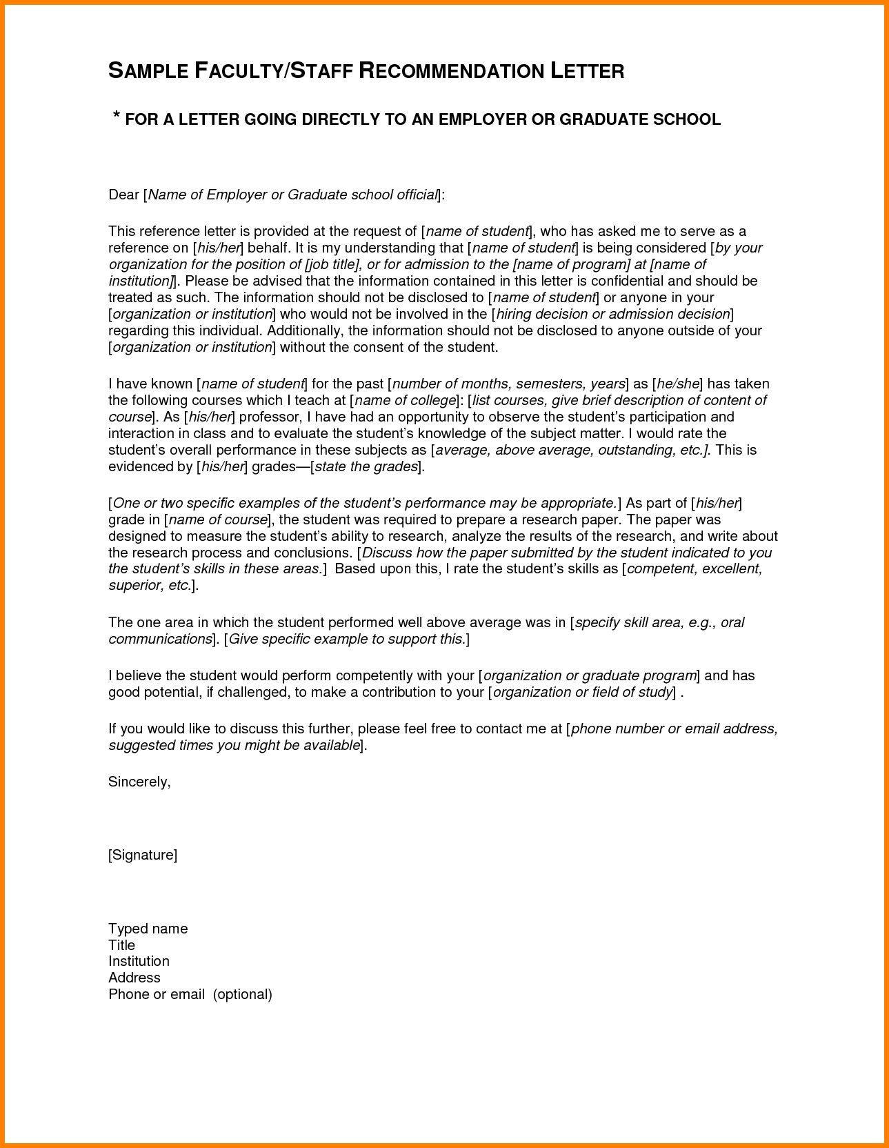 Best Refrence New Sample Of Scholarship Recommendation Letter From Employer By Httpwaldwert Visit Det Letter Of Recommendation Lettering Student Scholarships Recommendation letter sample from employer