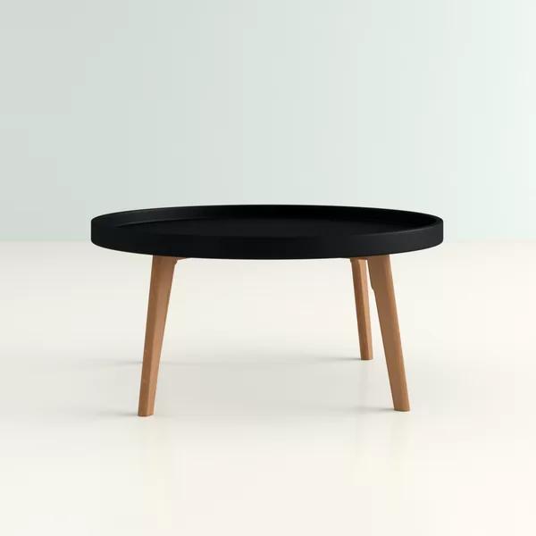Julianna Raised Edge Coffee Table Coffee Table Nesting Coffee
