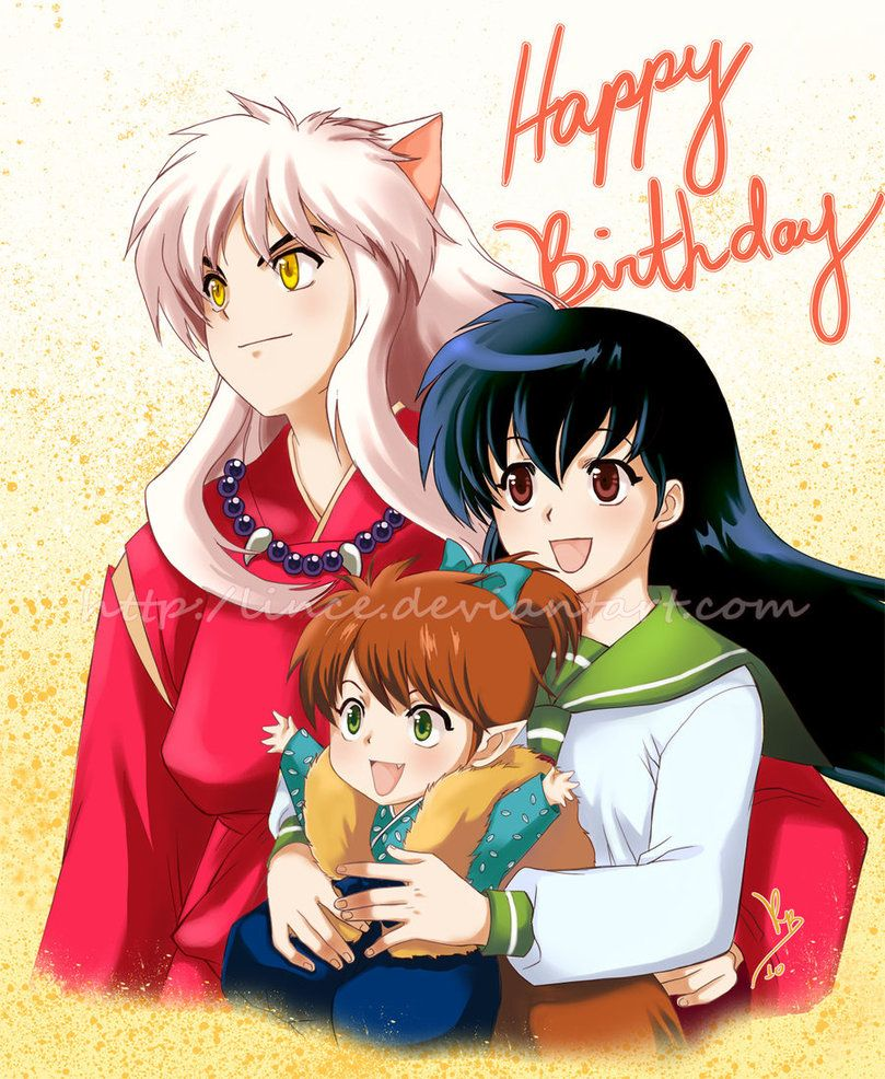 inuyasha happy birthday Google Search (With images