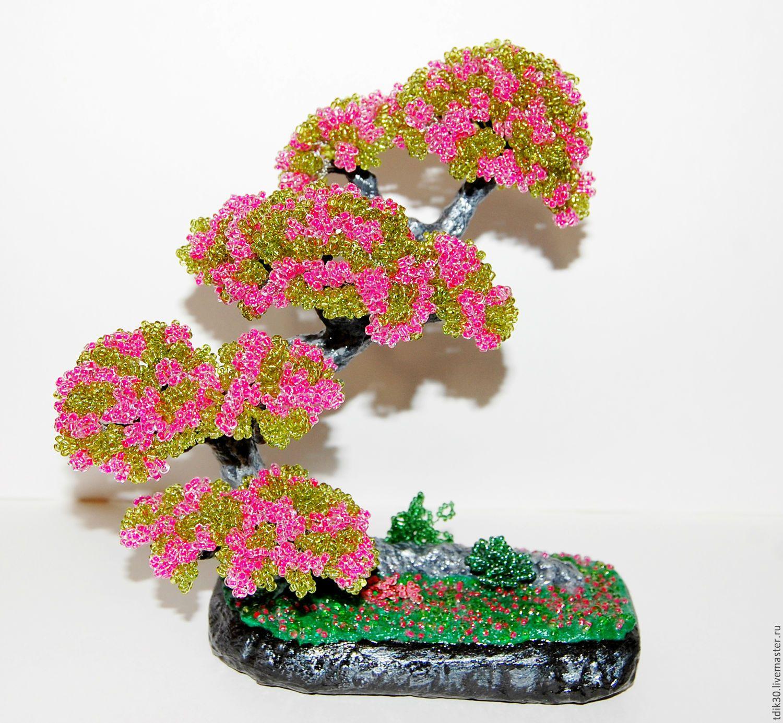 новые деревья из бисера картинки и фото верхнем течении