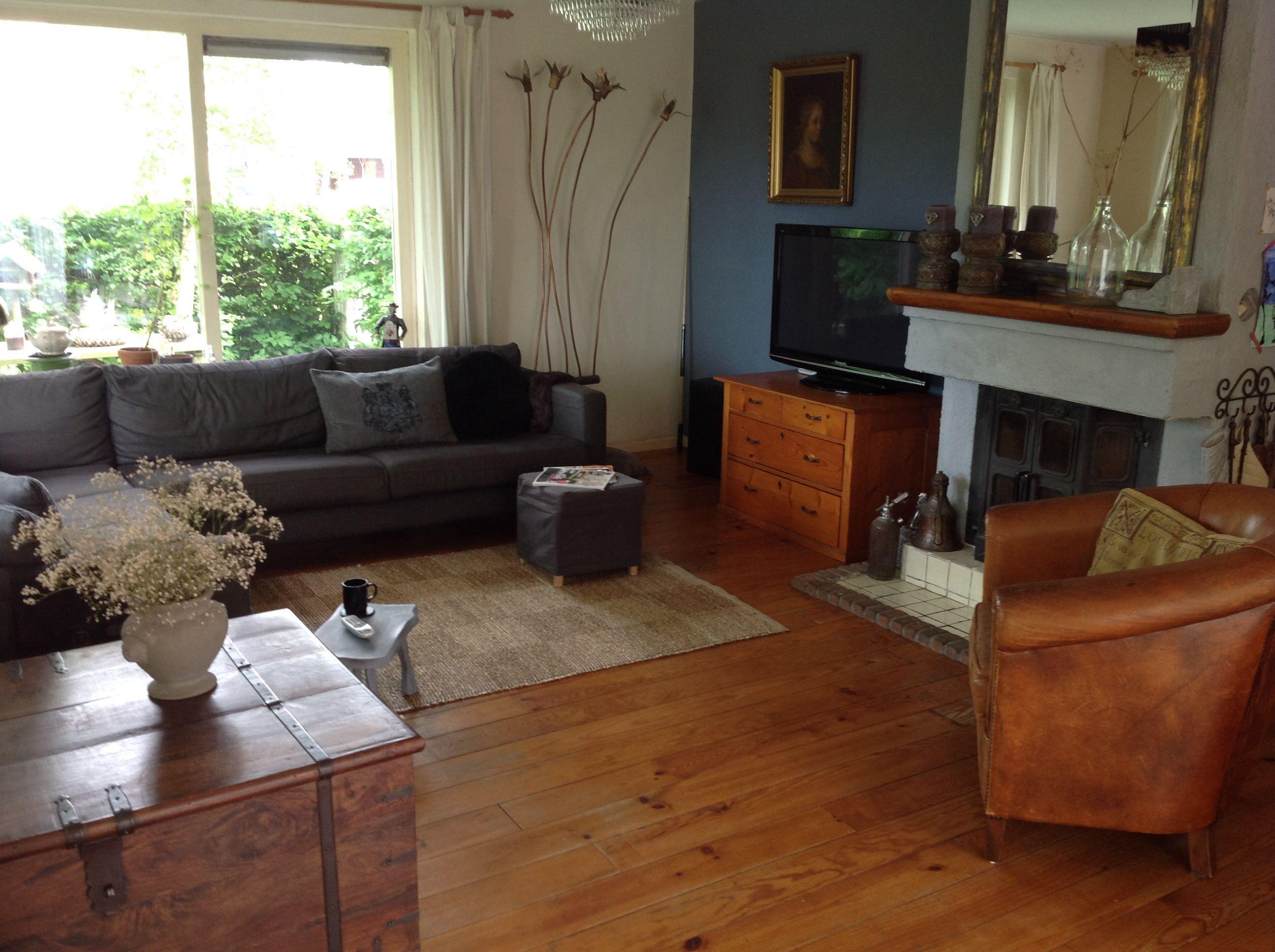 Complete houten woonkamer ~ artikill.com