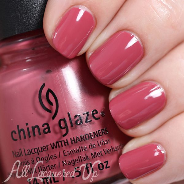 7 Marsala Nail Polish Colors You Can Get Right Now! | China glaze ...
