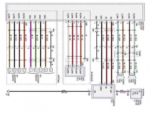 1997 Ford Explorer Wiring Diagram Di 2020