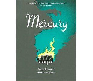 Mercury by Hope Larson GN