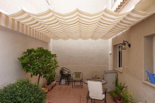 Toldo palilleria sombras terrazas patio - Toldos para patios ...