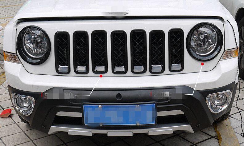 Popular Headlamp Protector Buy Cheap Headlamp Protector Lots From Jeep Patriot Black Headlights Headlight Covers