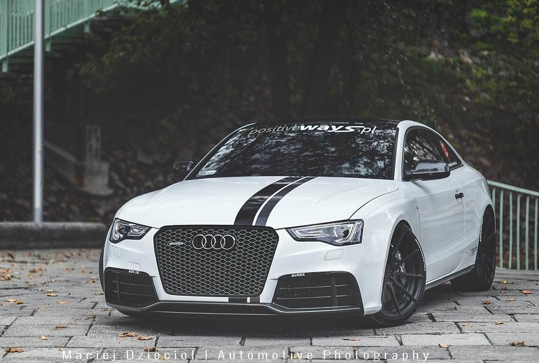 Life Is Too Short On Instagram Audi S5 Supercharged Project With Tts Rotrex Compressor V8 590hp 610nm And The Loudest E Car Wheels Rims Audi Audi S5