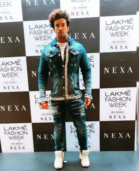Mikki Koomar Attended India's biggest fashion event  Lakme Fashion week  #MikkiKoomar #interna...
