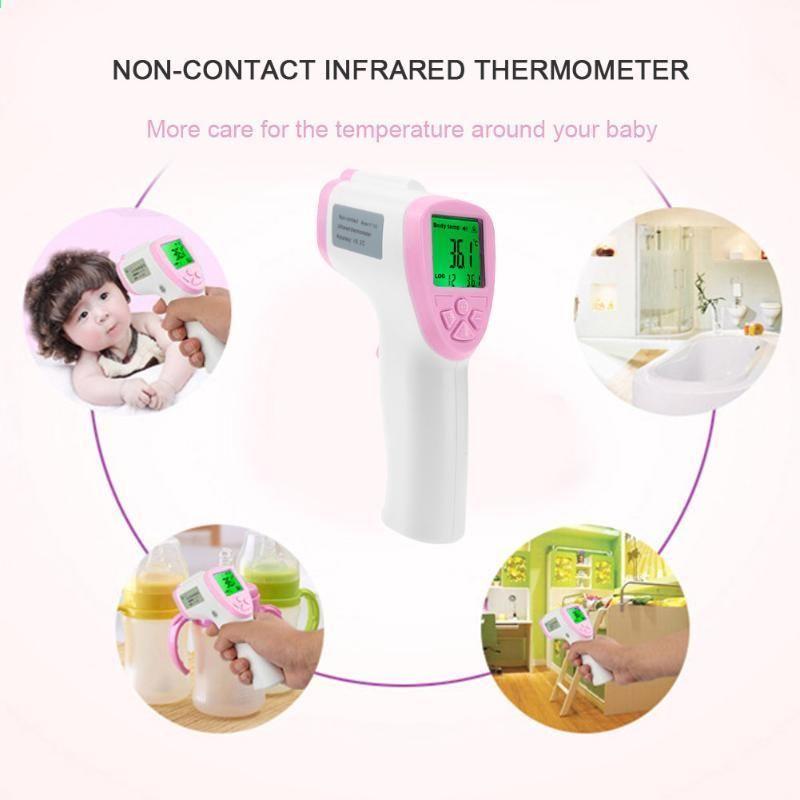 infrarød termometer baby