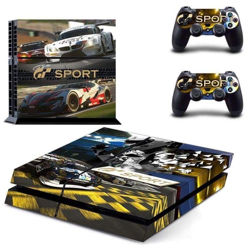 Gran Turismo Sport PS4 Skin in 2019 Playstation 4