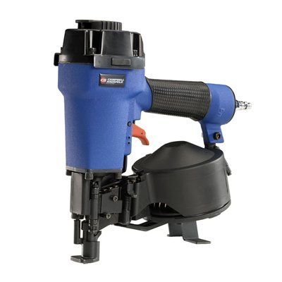 Campbell Hausfeld Pneumatic Coil Roofing Nailer Rn164599av Roofing Nailer Pneumatic Nailers Nailer