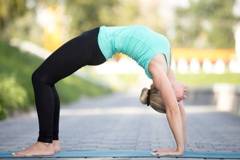 these heartpumping yoga poses turn up your calories burn