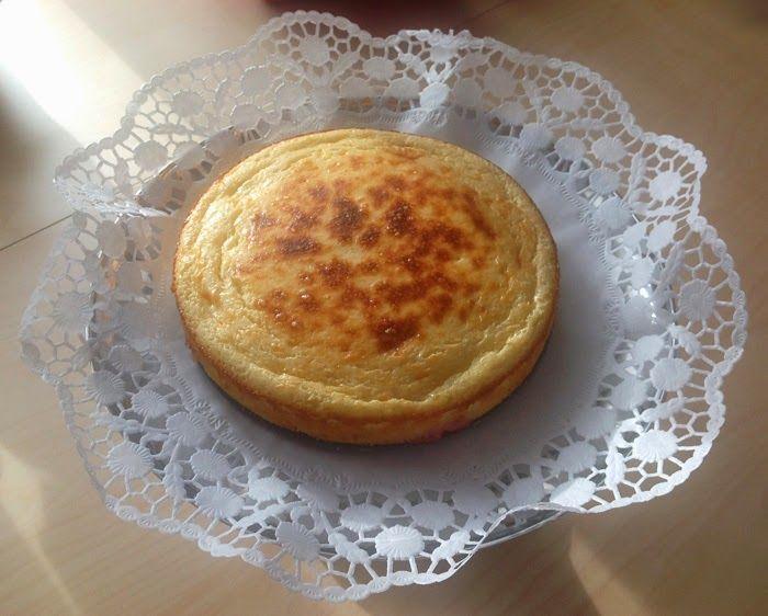 Tarta de queso con frambuesas SUPERFÁCIL [Tradicional]