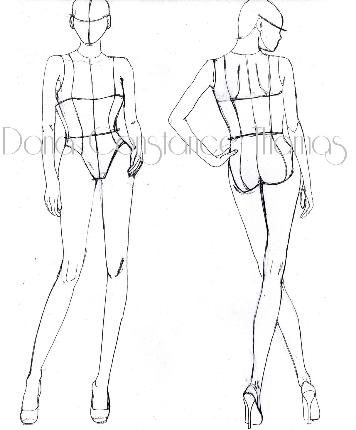 Croquis2 Jpg 1213 1462 Fashion Design Sketches Fashion Design Drawings Croquis Fashion