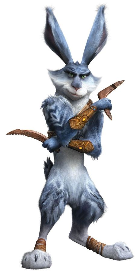 E. Aster Bunnymund - Rise of the Guardians Wiki