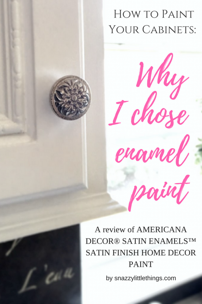 How My Kitchen Paint Is Holding Up Snazzy Little Things Kitchen Paint Painting Oak Cabinets Painting Cabinets