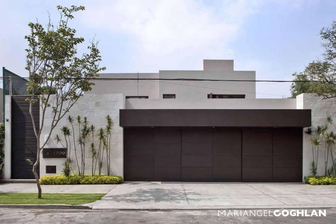 Fachada casas modernas de mariangel coghlan deco pinterest