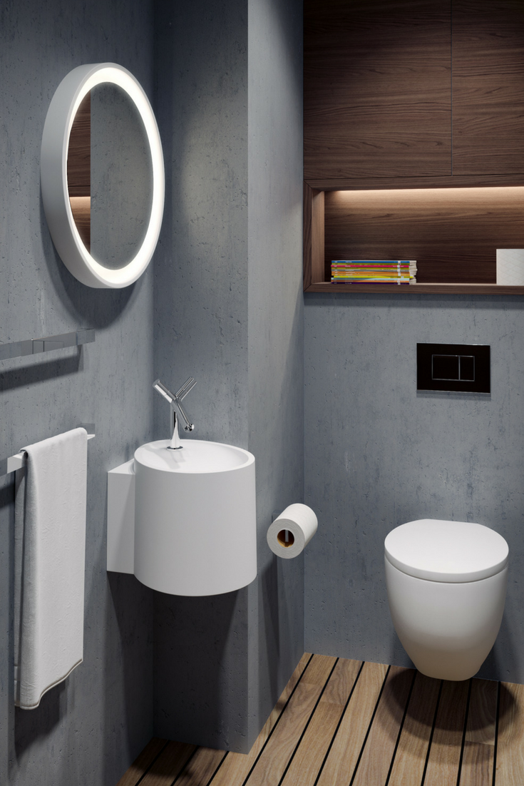 Wall Mounted Washbasin From Playful Ovo Series Will Bring Inspiration Of Natural Forms To Your Bathroom Availab Bathroom Collections Small Bathroom