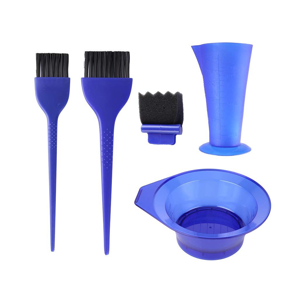 Hair Dye Set 2 Dye Brush 1 Dye Bowl 1 Measuring Cup 1 Cleaning Bowl Brush Click Image For More Details This Is An Affiliat In 2020 Dyed Hair Hair Color Hair