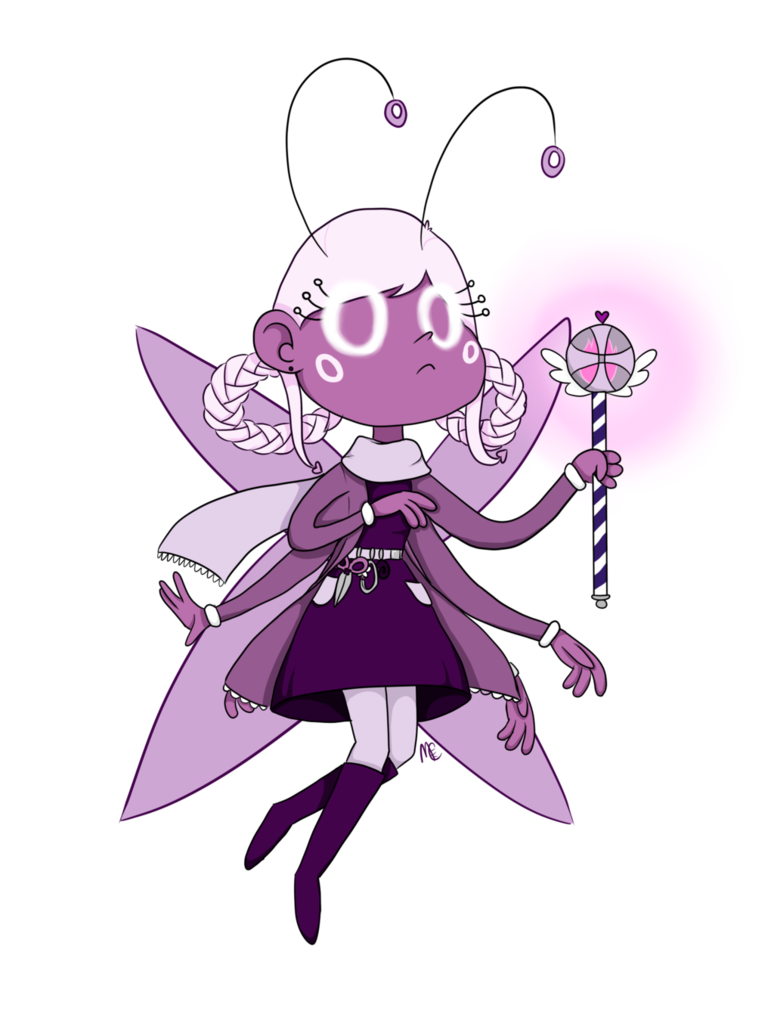 Request halo 39 s mewberty form by marina yen star vs the for Farbideen wand