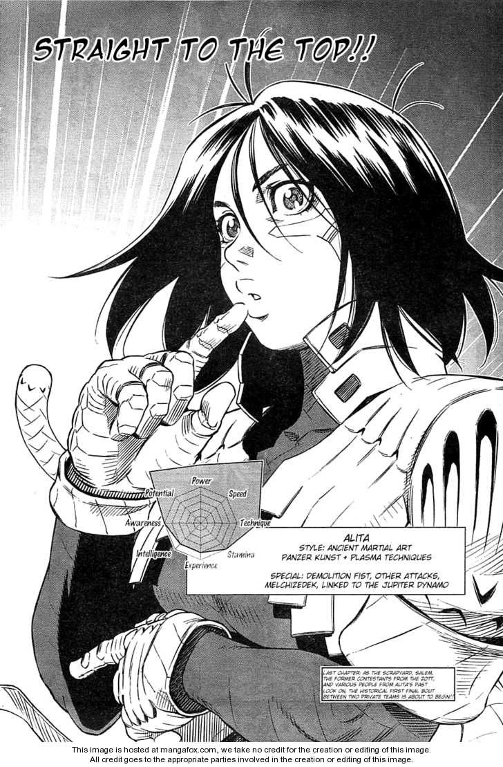 Battle Angel Alita 5 Comments Battle Angel Alita Alita Battle Angel Manga Adventure Girl