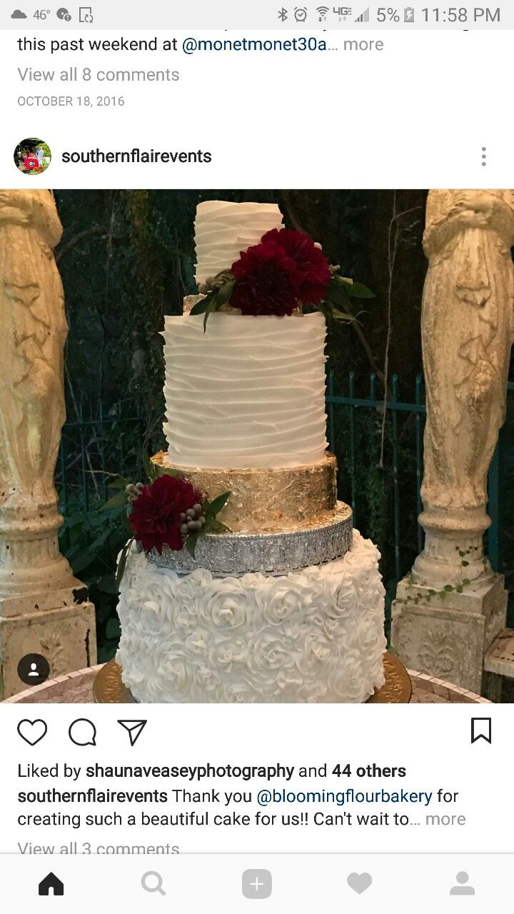 Wedding decorations reception october 2018 Pin by Jackie Gil on Wedding Cakes Jackie N Dave   Pinterest