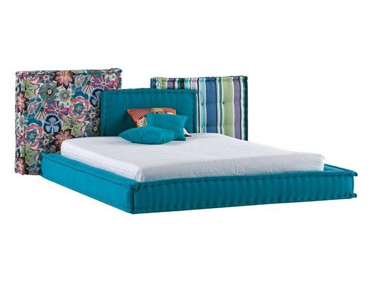mah jong bed by roche bobois design hans hopfer marco fumagalli - Roche Bobois Bedroom Furniture