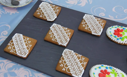 Prue Leith Ginger Biscuits Recipe On The Great British Bake Off 2017