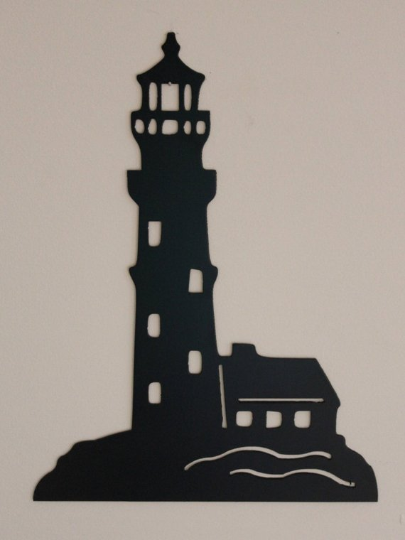 Lighthouse Metal Wall Art Products Projects