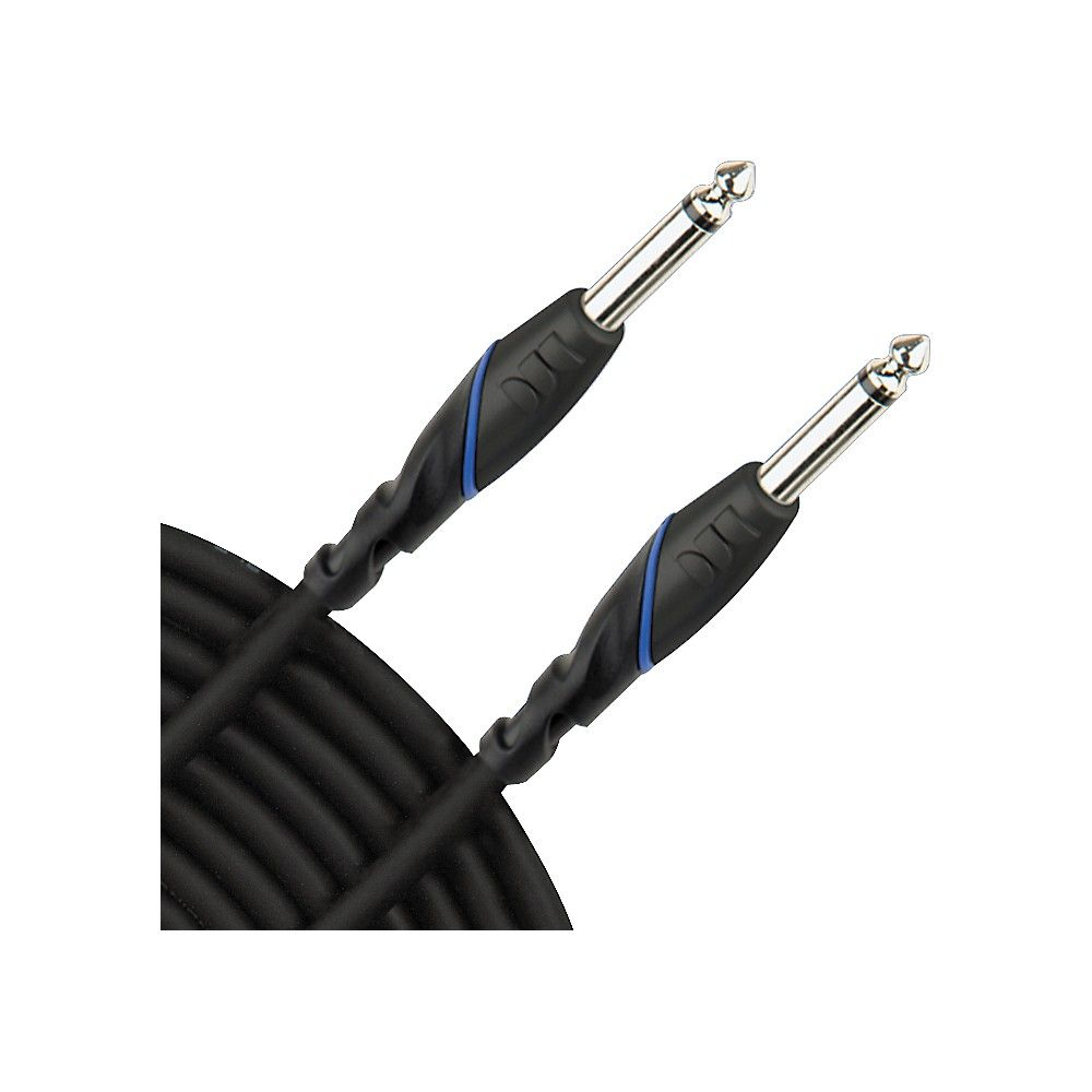 S 100 1 4 Straight Instrument Cable 3 Ft Frequency Response Cable Dynamic Range
