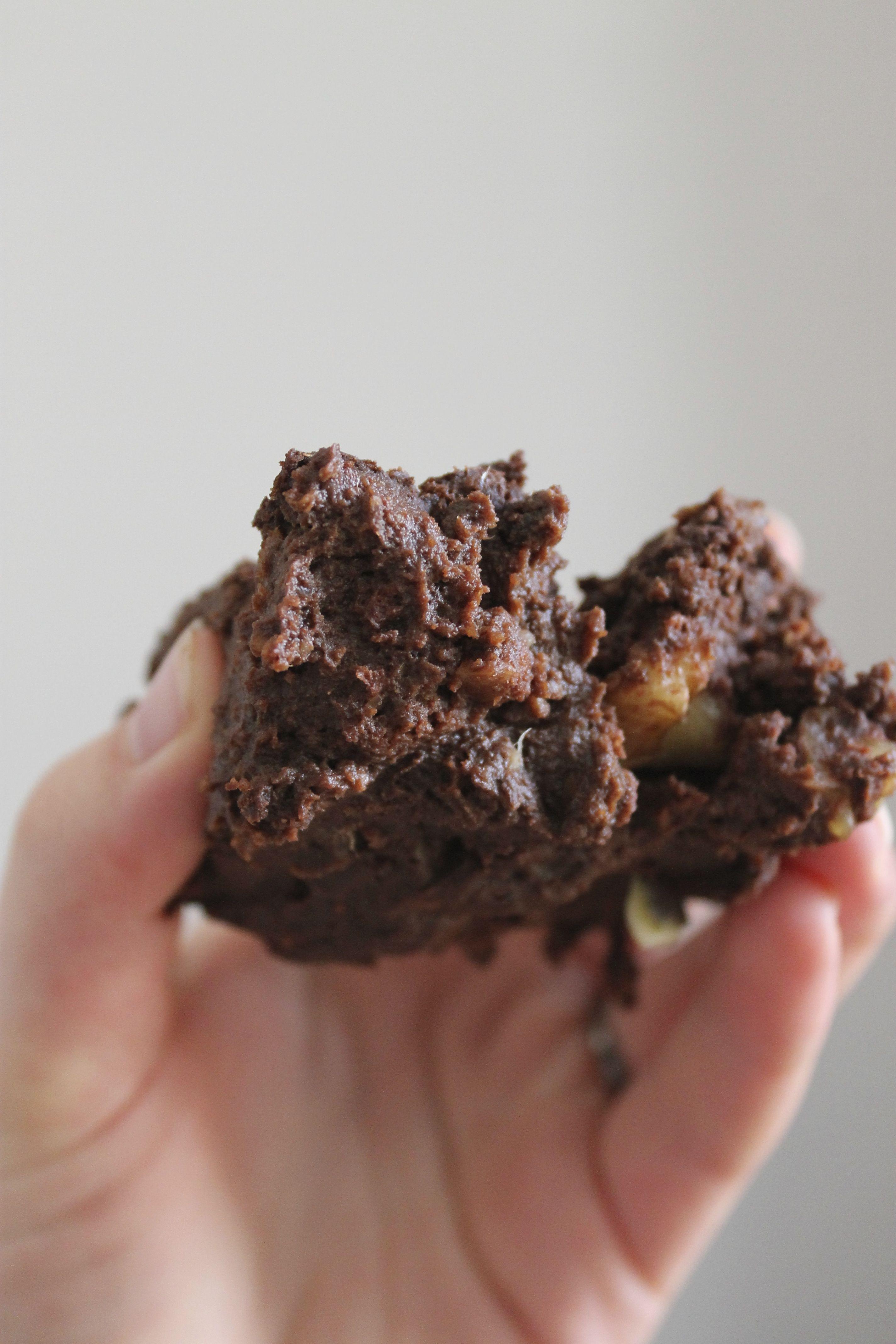 double fudge sweet potato brownie | thepurelife