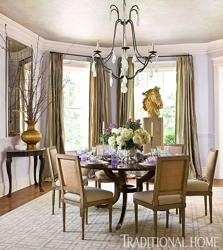 Romantic Rooms And Decorating Ideas: Sillas De Comedor Tapizadas, Mesas De