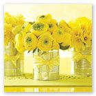 Canary Yellow Arrangements