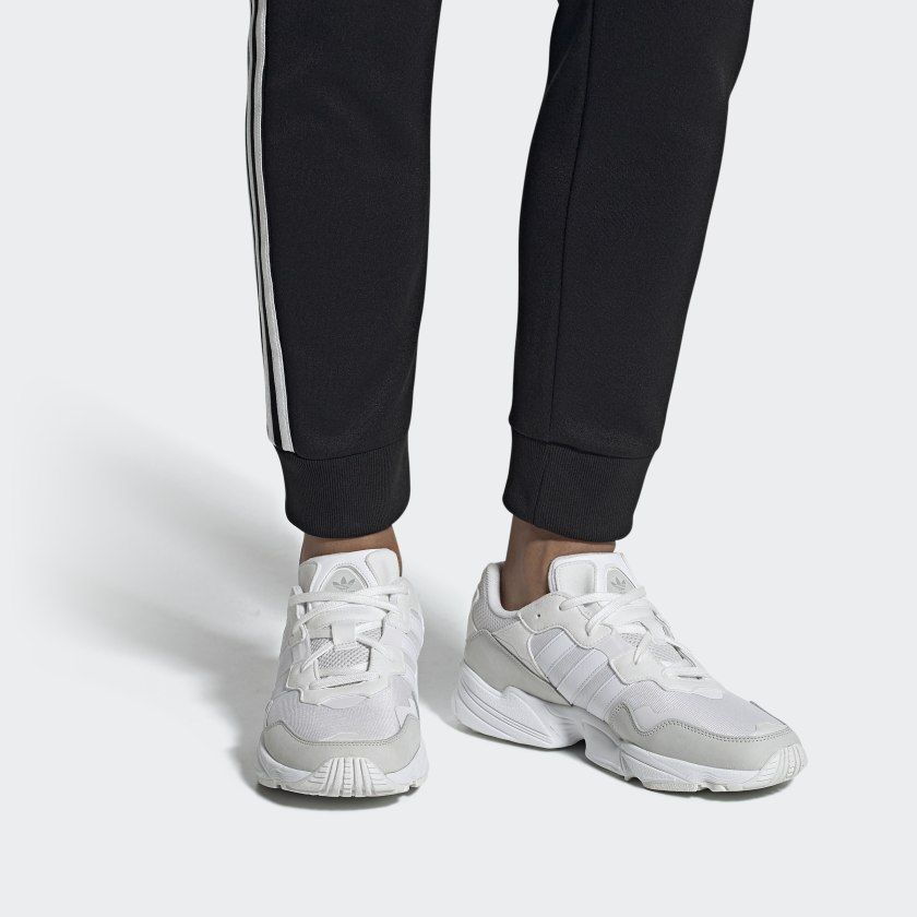 adidas yung 96 trainers white grey buy