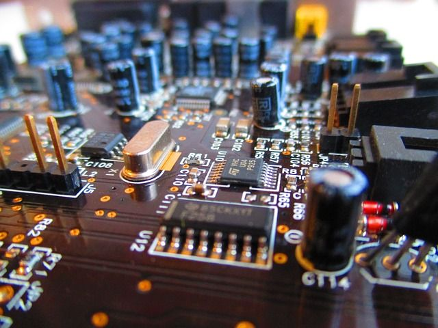 Pin by RUSH PCB Inc on Printed Circuit Board Articles | Used