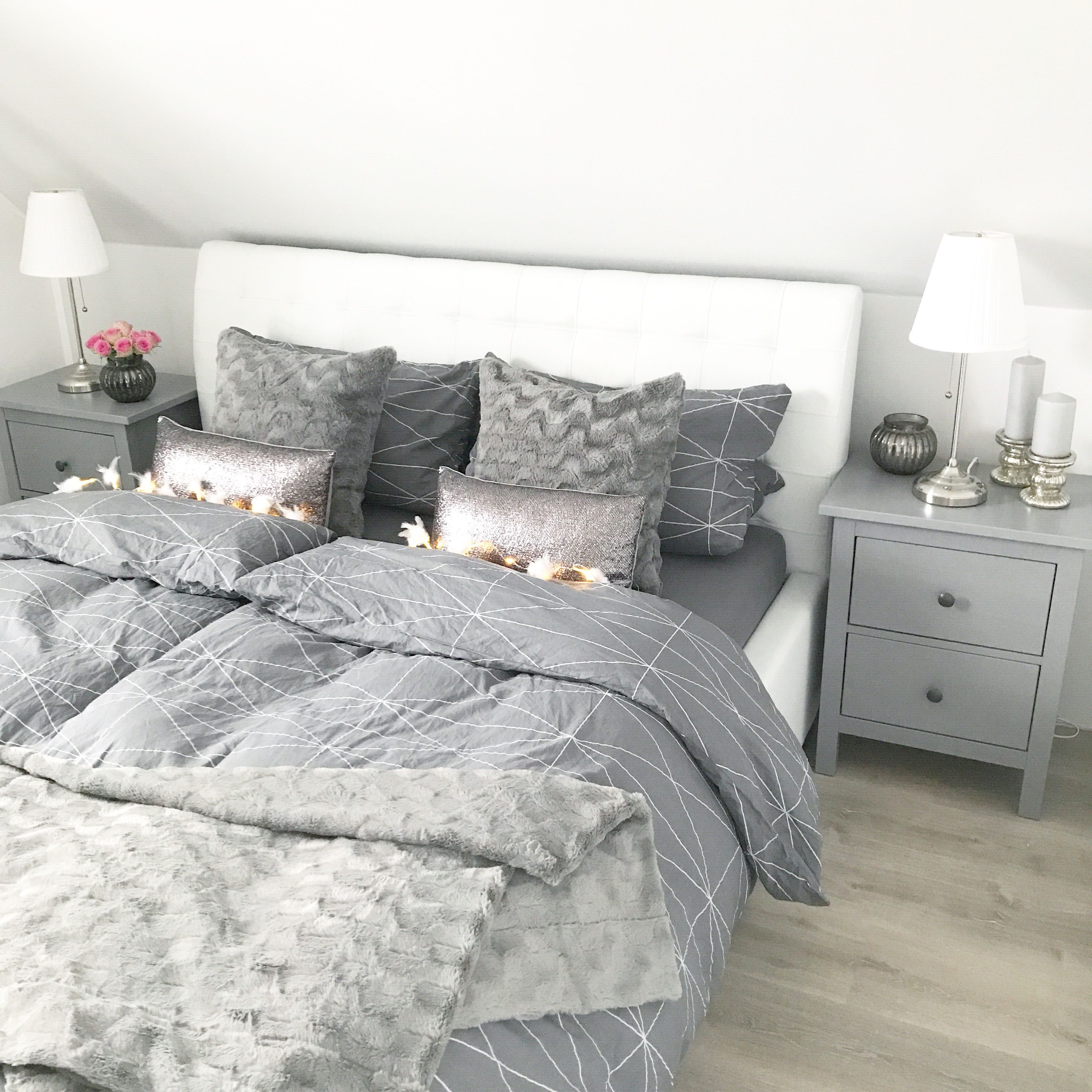 Instagram wohn.emotion Landhaus Schlafzimmer bedroom