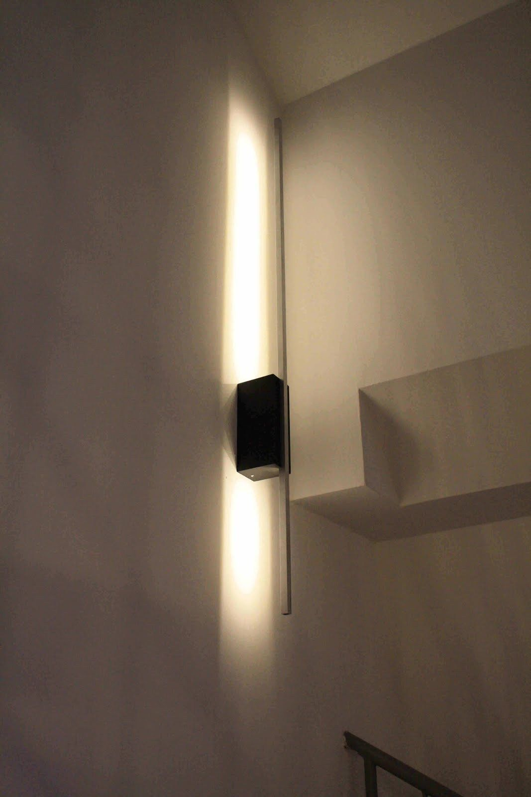 Ledberg Wall Lamp For Stairway In 2020 Ikea Wall Lights