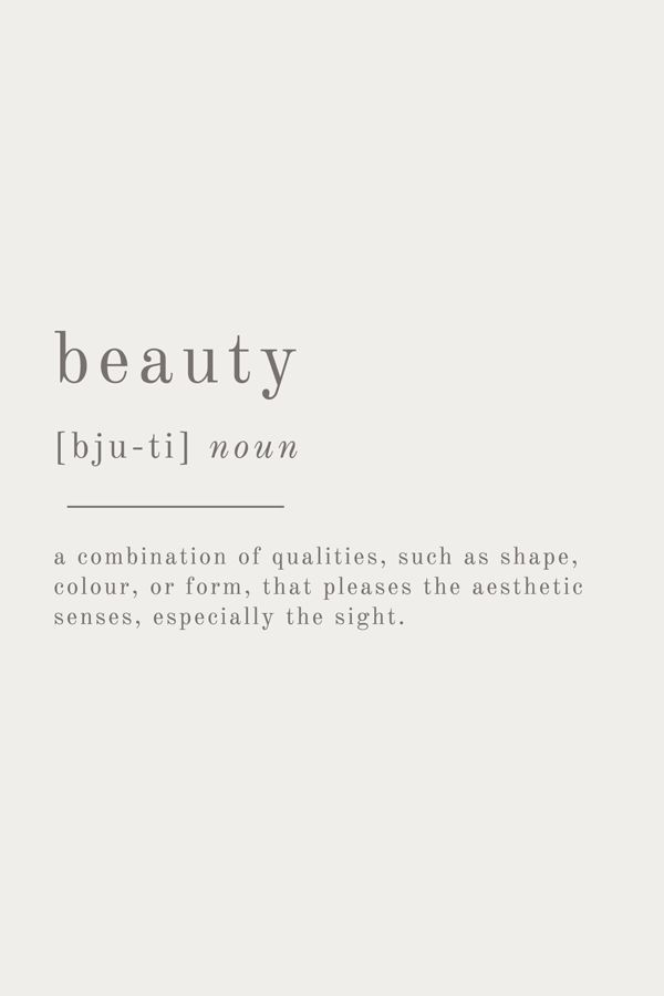 Definition of Beauty #inspiration #lifequotes #quotes ...