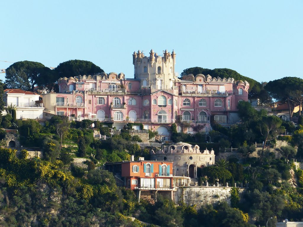Image result for nice france The Castle (Le Chateau)