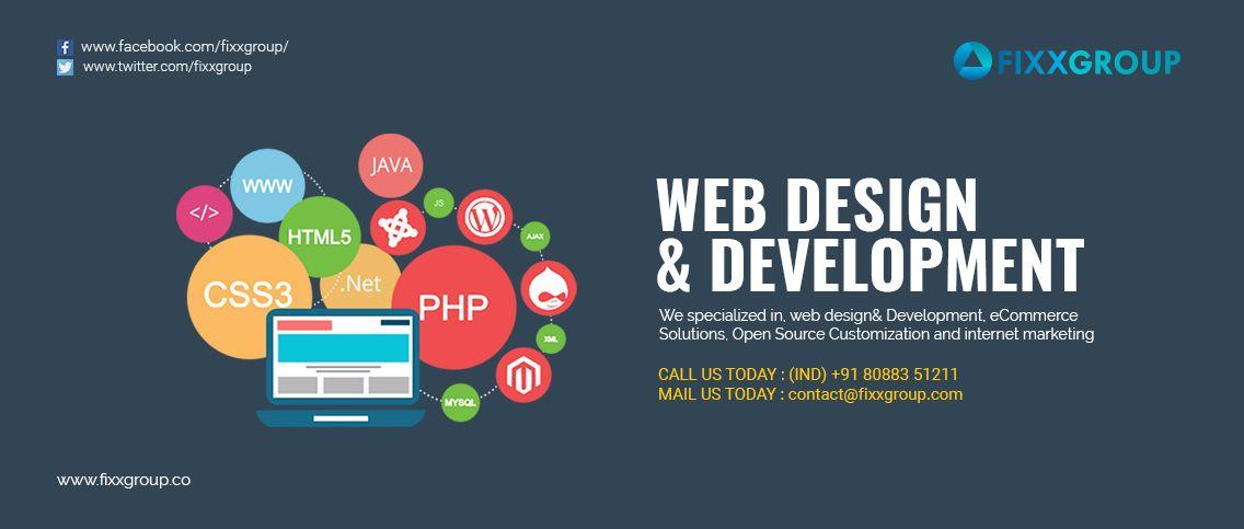 Web Design And Development Company In Bangalore India Web Development Company Ecommerce Solutions Web Development Design