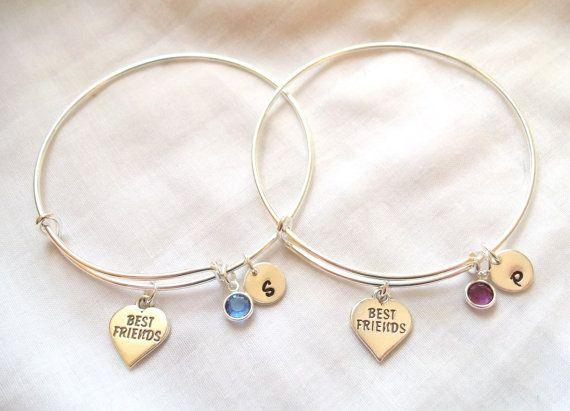 Alex And Ani Style Best Friend Bracelets By Theblueeyedbeader 40 00