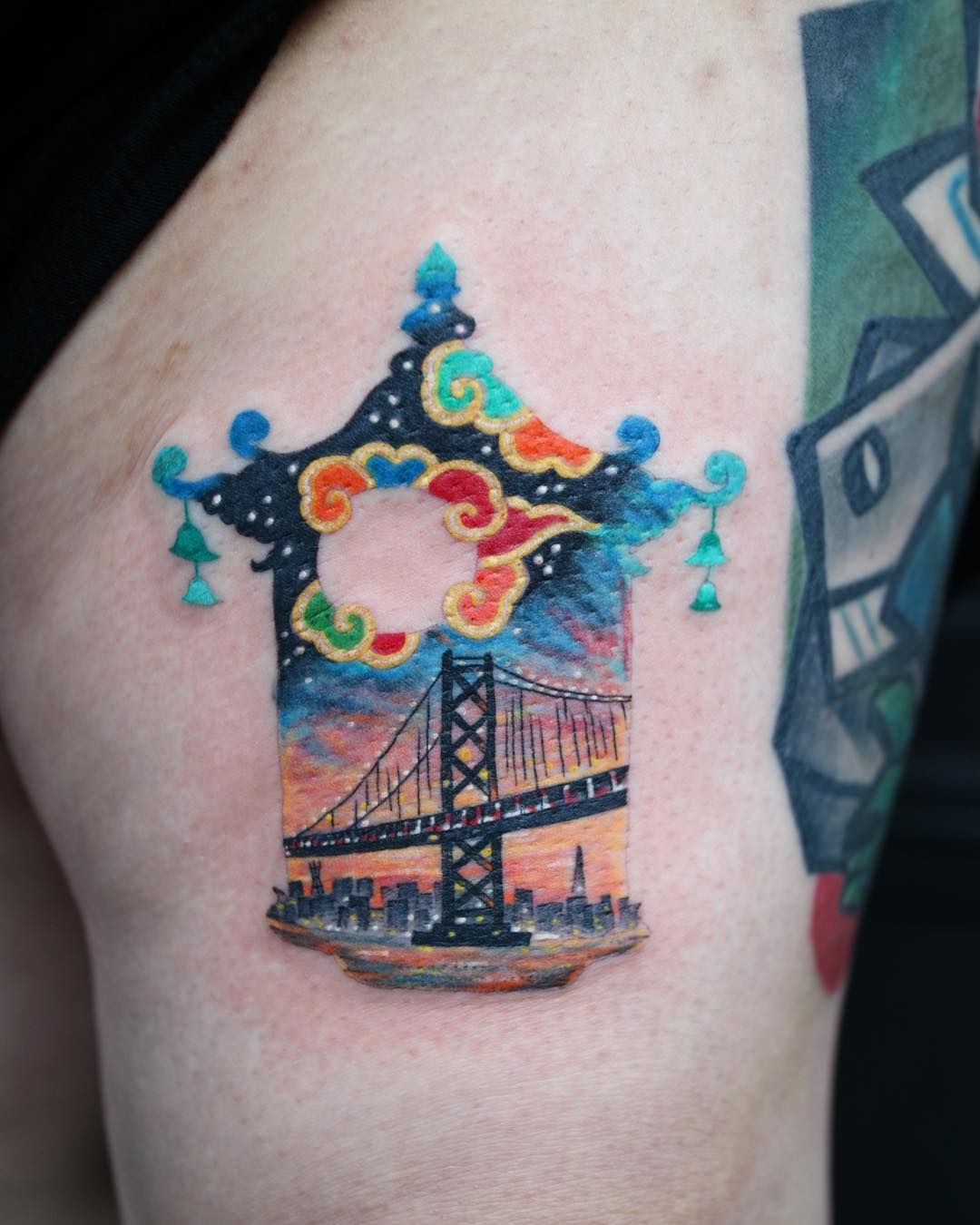 San Francisco Miss There Tattooing Next To Mikeboydtattoos S One Pitta Pittakkm Kkmta Tattoo Styles Japanese Tattoo Japanese Tattoo Designs