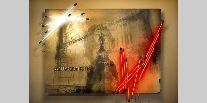 ANTAGONISTIC. YENY CASANUEVA Y ALEJANDRO GONZALEZ. PROYECTO PROCESUAL ART