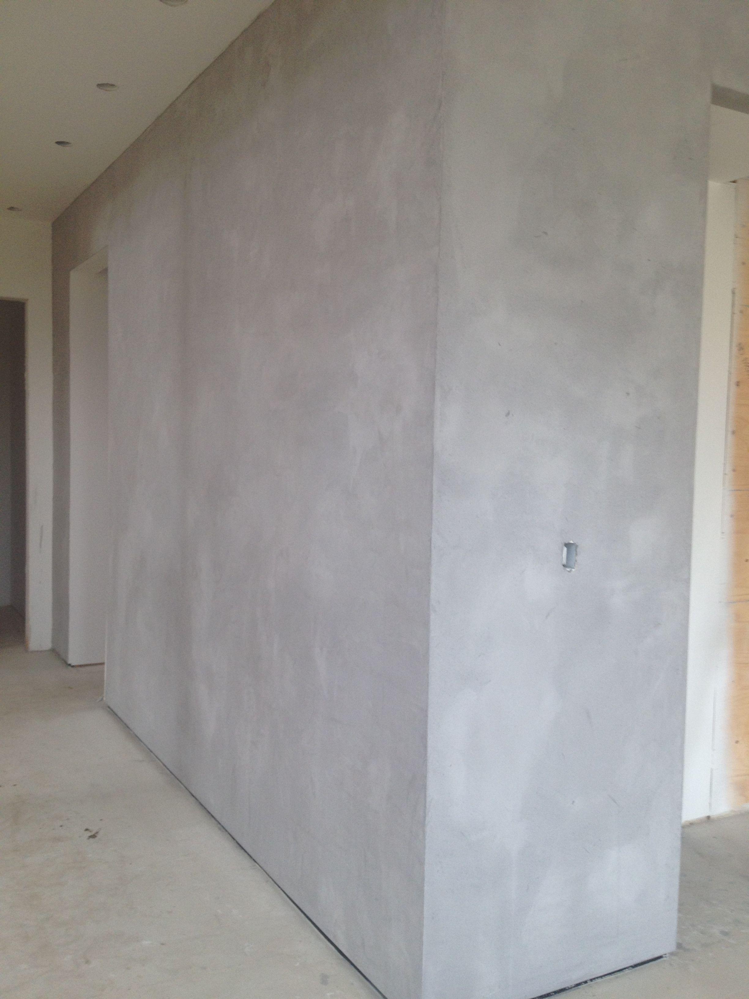 Artisan Lime Plaster In Concrete Style Www Crownplaster Com Interior Design Home Decor Wall Decor