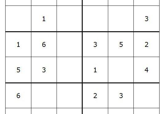 único Eslovenia transmitir  Sudoku para niños | Sudokus infantiles, Sudokus, Actividades de enseñanza