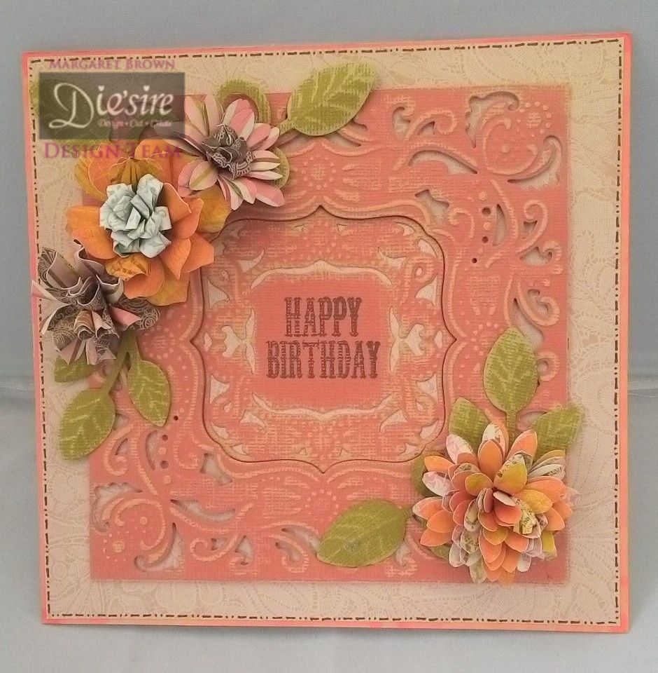 Image result for Die'Sire Create a card present