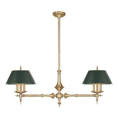 Hudson valley lighting 9512 six light island fixture from the bristol collection