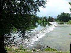 The Kupa River Bordering Croatia And Slovenia Pravutina Croatia Google Maps Croatia Country Roads Slovenia